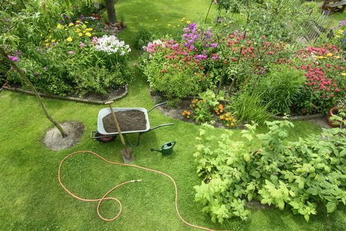 Landscaping Cost Per Hour Per Square Foot Per Acre