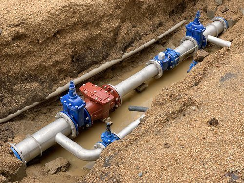 Cost to Install a Main Water Line - Estimates and Prices at Fixr