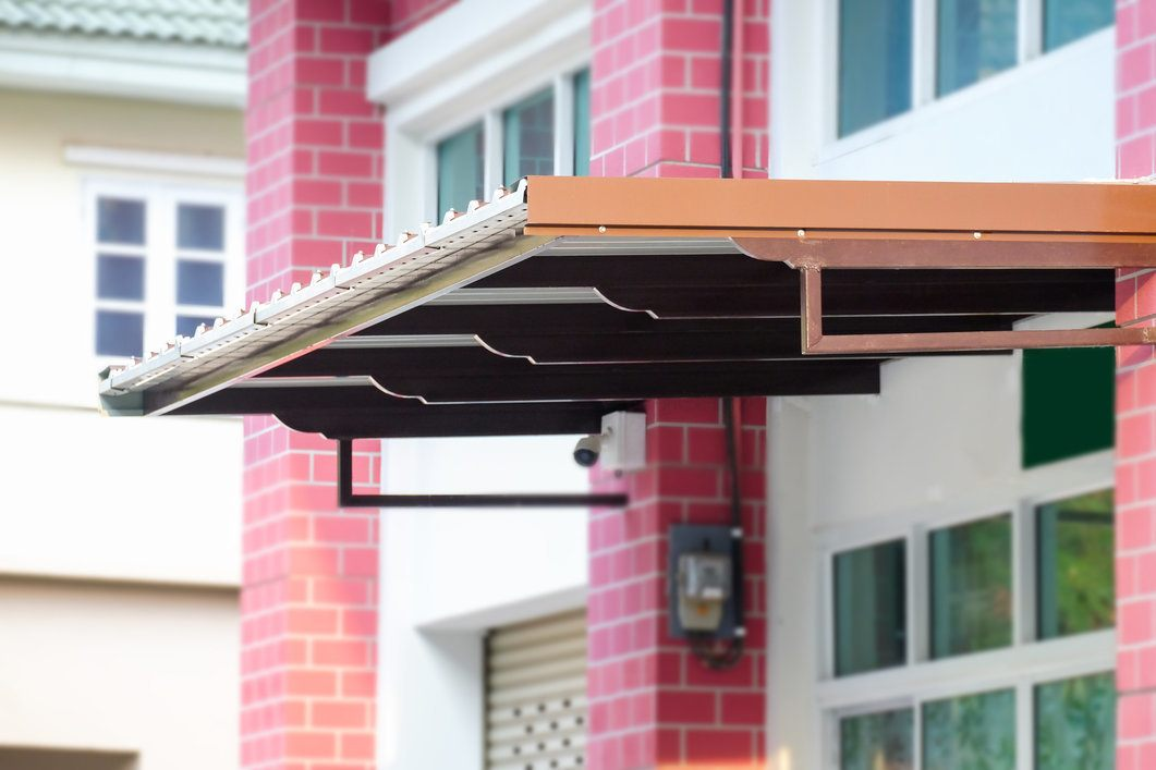2020 Cost To Install A Metal Awning Aluminum Awning Cost
