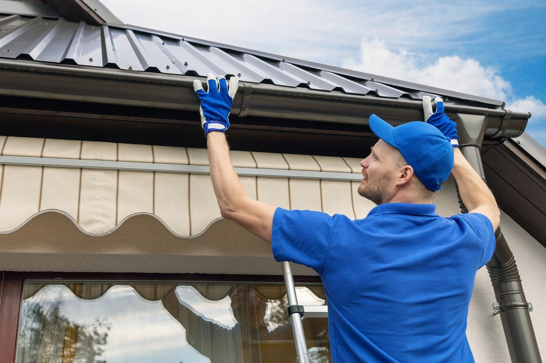 2020 Cost To Install Seamless Gutters Seamless Gutters Cost Per Foot