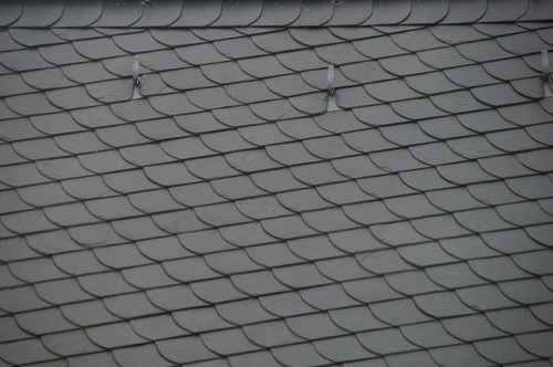 Cost to install slate roof estimates and prices at fixr for Fiber cement composite roofing slate style