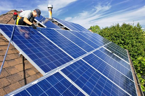 Cost To Install Solar Panels Estimates And Prices At Fixr