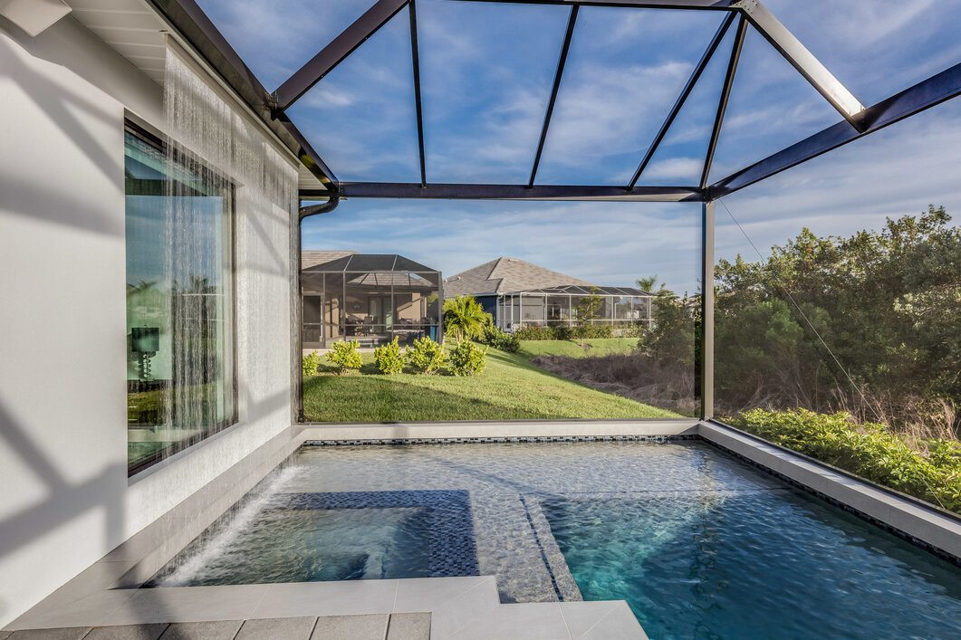 2021 Pool Enclosure Cost Cost To Enclose A Pool
