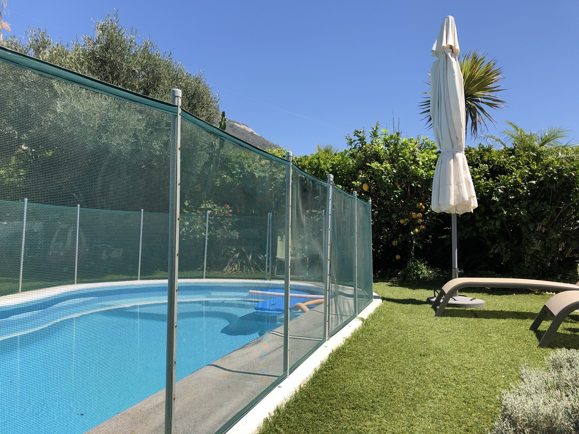 Cost Of Fence Around Pool Pool Fence Installation Cost