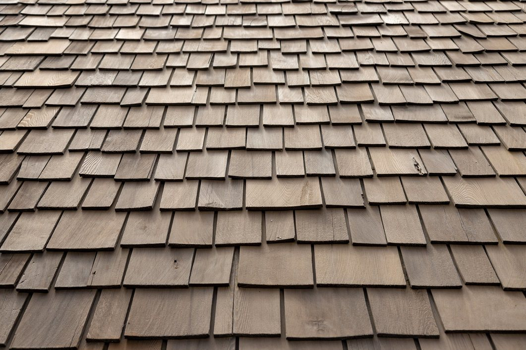 Cedar Shake Roof Cost Replace Wood Shake Roof