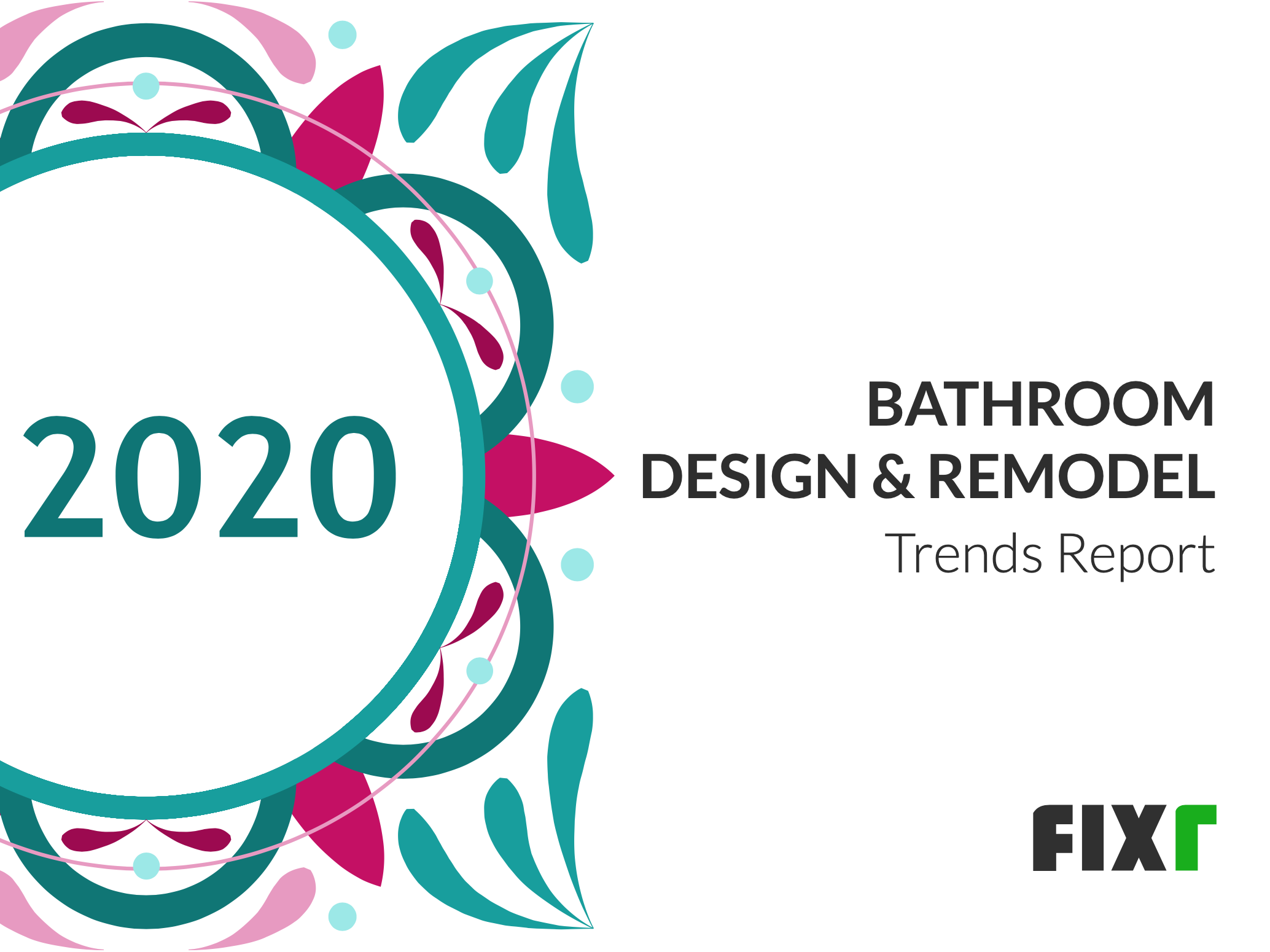 Bathroom Design & Remodel Trends in 2020