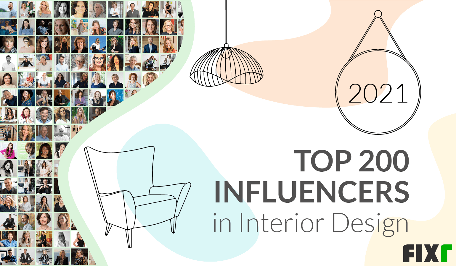 Top 200 Influencers in the Interior Design Industry 2021