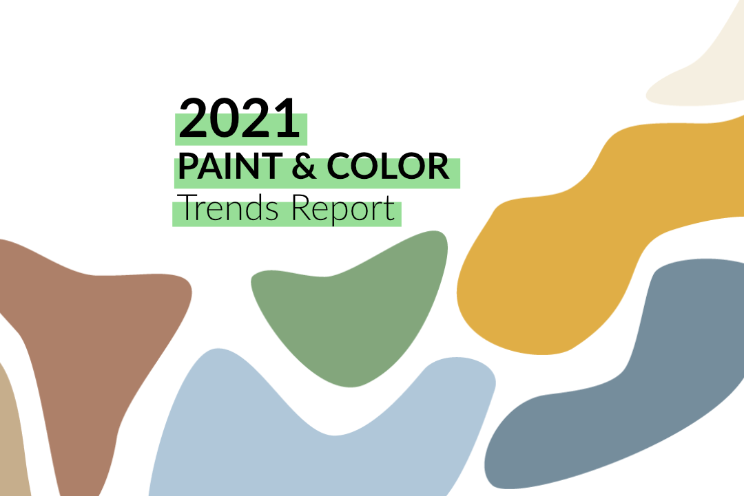 Paint & Color Trends 2021
