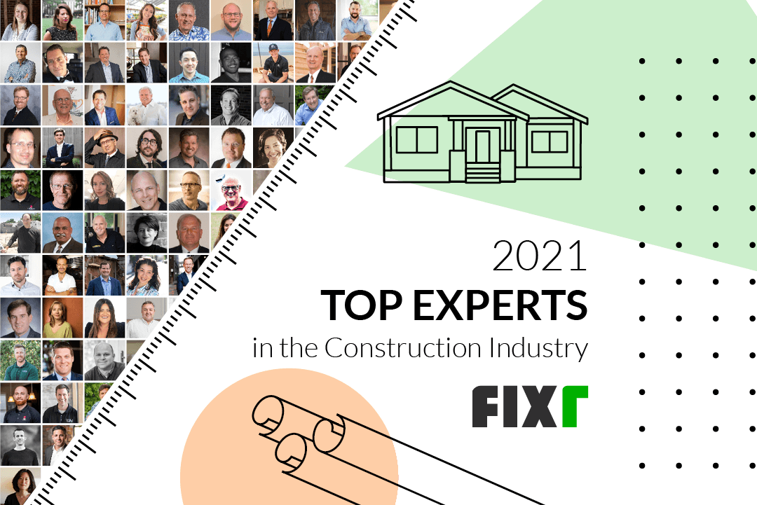 Top 200 Experts in the Construction Industry in 2021