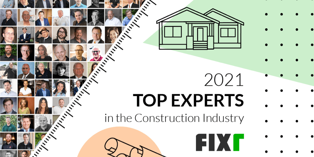 Top 200 Experts in the Construction Industry 2021