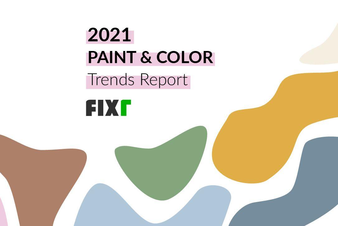 Paint & Color Trends 2021
