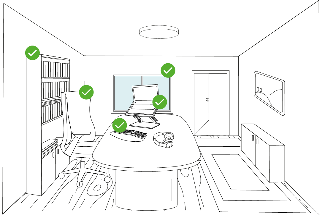 The Perfect Home Office Quiz: How Comfortable and Productive Is Yours?