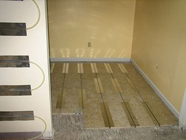 glossary term picture Radiant Flooring