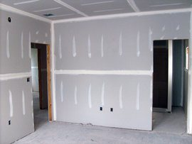 glossary term picture Drywall