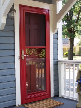 Cost to Install a Storm Door- Estimates and Prices at Fixr