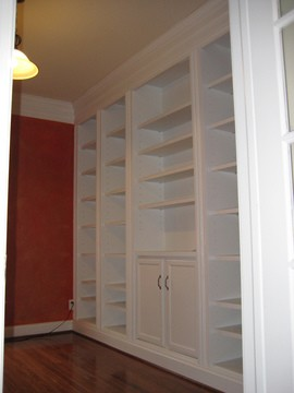 Cost to Install Built-in Shelving - Estimates and Prices at Fixr