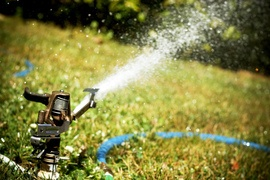 glossary term picture Sprinkler System
