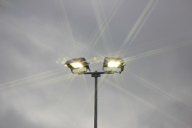 glossary term picture Floodlight