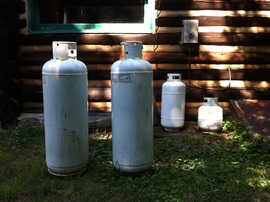 Cost To Install A Propane Tank Estimates And Prices At Fixr