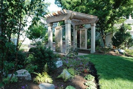 glossary term picture Pergola