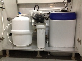 glossary term picture Water Softener