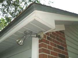 glossary term picture Soffit
