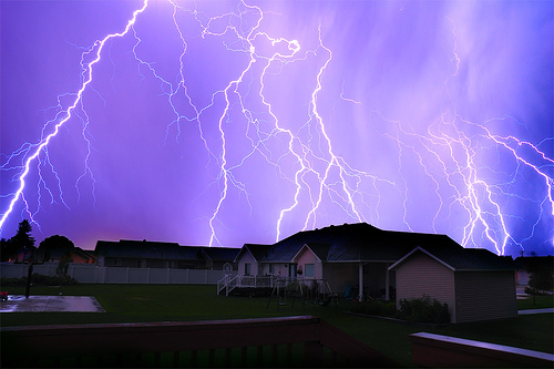 Cost To Install A Lightning Rod Estimates And Prices At Fixr