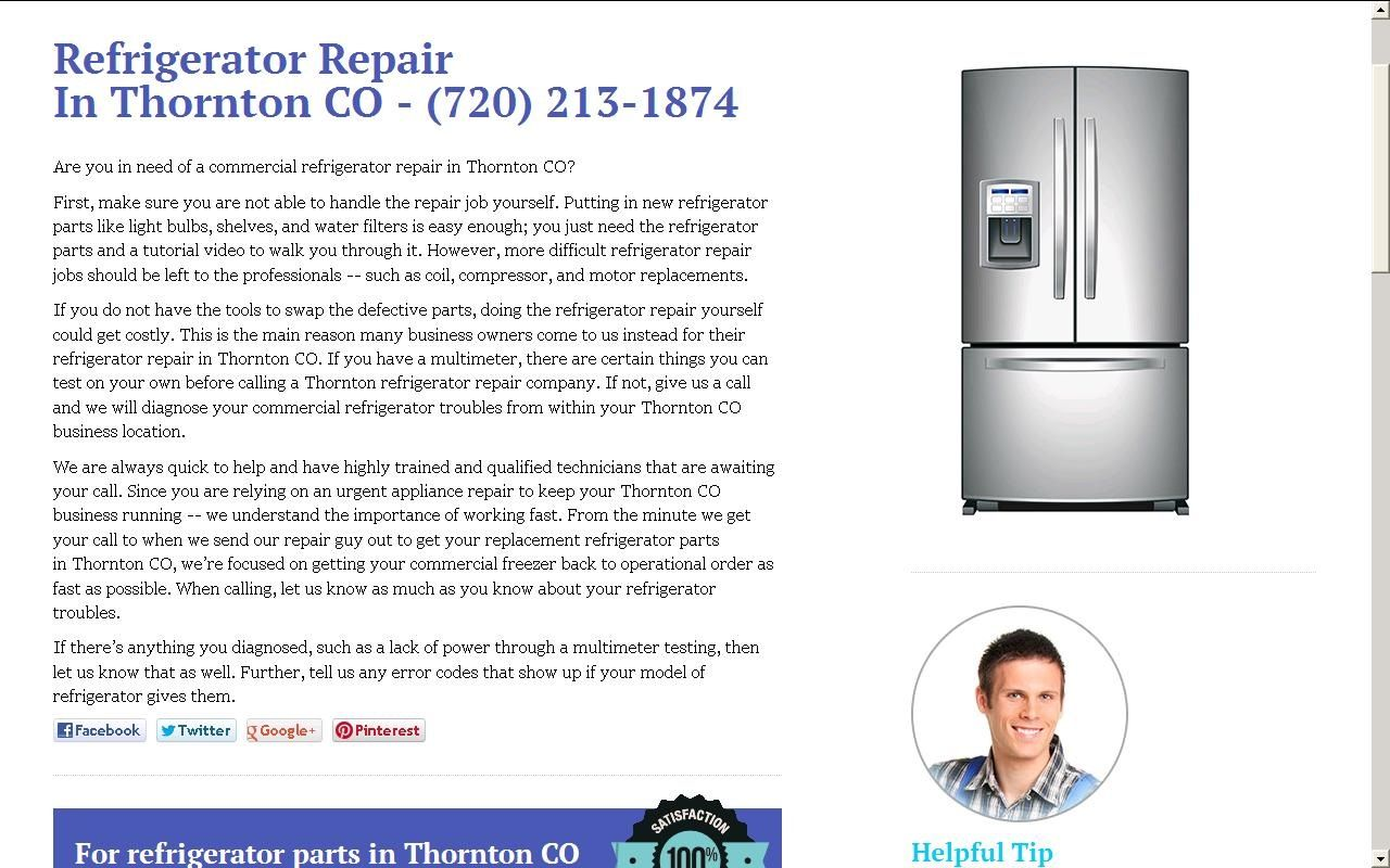 Same Day Appliance Repair In Denver Co Express