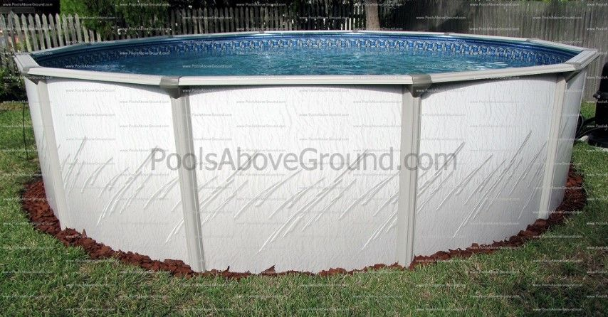 Atex Above Ground Pools San Antonio Round Designs