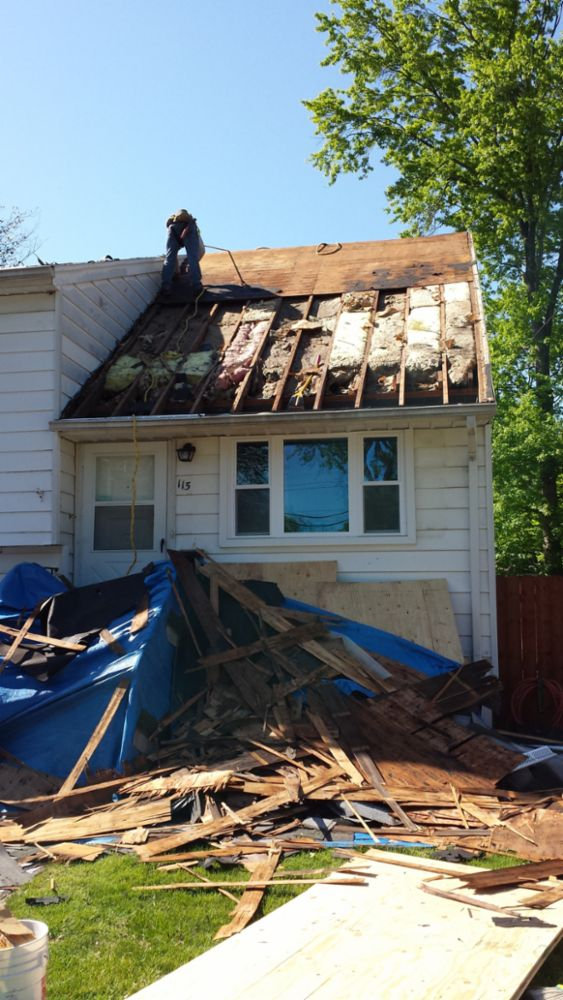 General Contractor Remodeling Roofing Siding Drywall