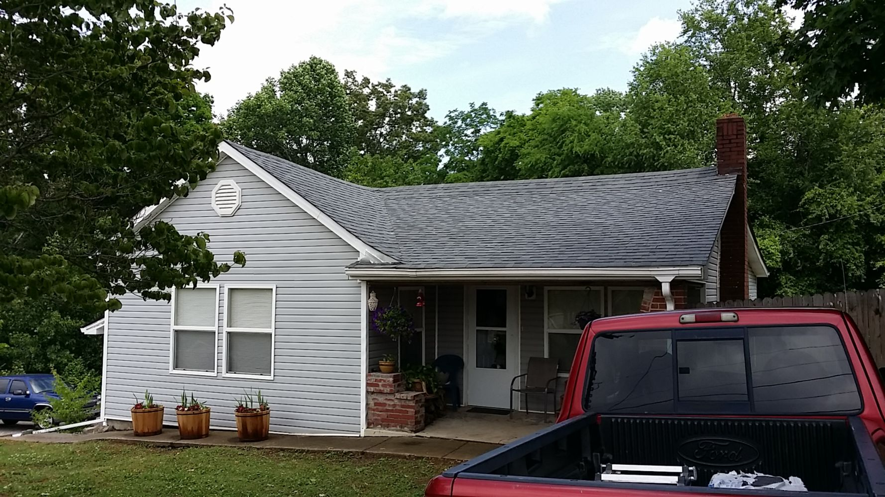 Roofing And Exteriors In Clarksville Tn Tn Roof Claims