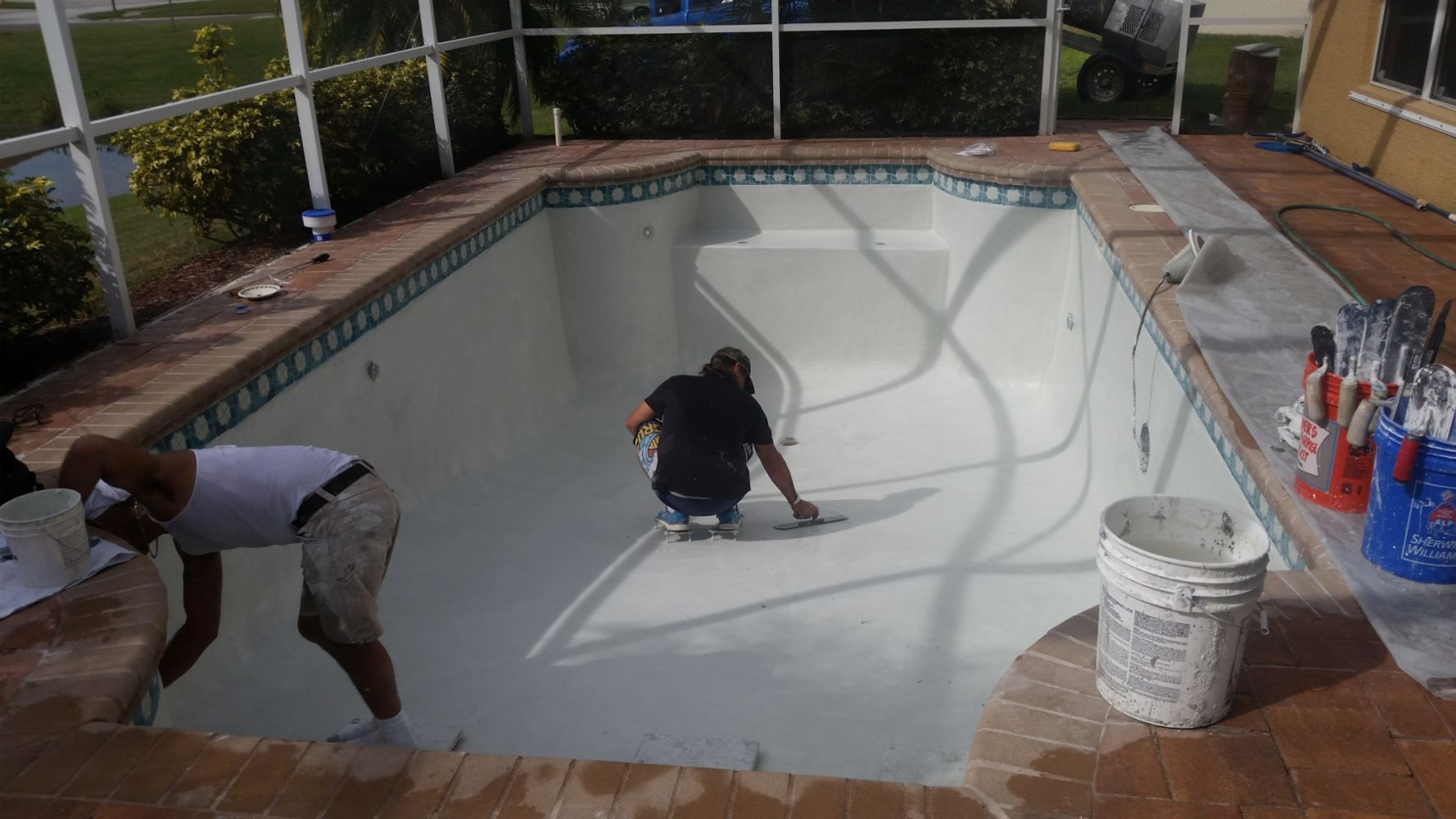 Pool Repair New Port Richey Hudson Palm Harbor Tarpon