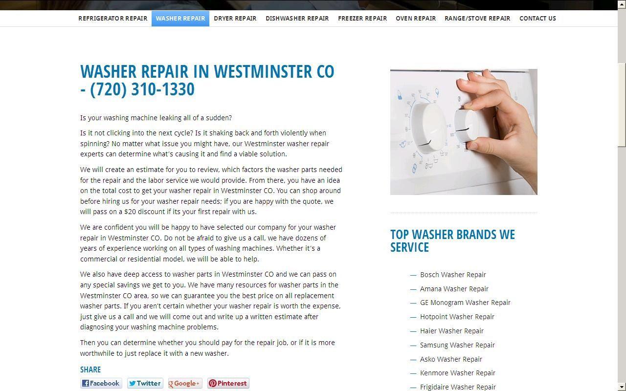 Home Appliance Repair In Denver Co Asap Appliance
