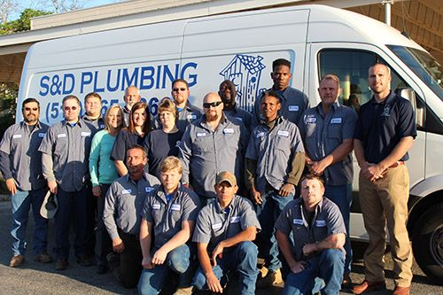 S D Plumbing Has Been Rated With 22 Experience Points Based On Fixr Rating System