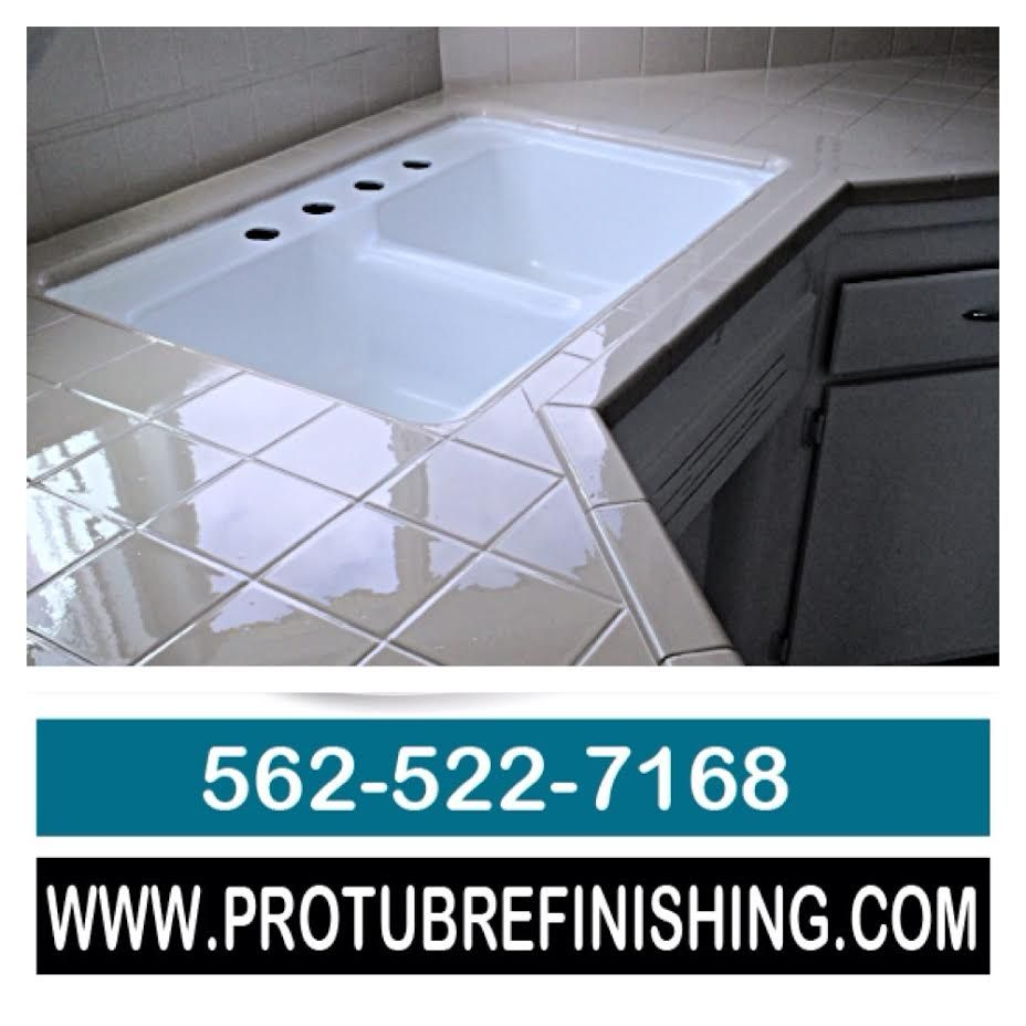 Bathroom Tub Refinish in Norwalk, CA - Protub Refinish