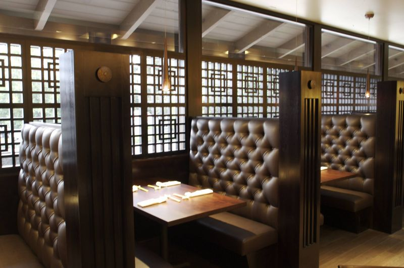 Emejing Restaurant Booth Design Ideas Contemporary - Amazing House ...