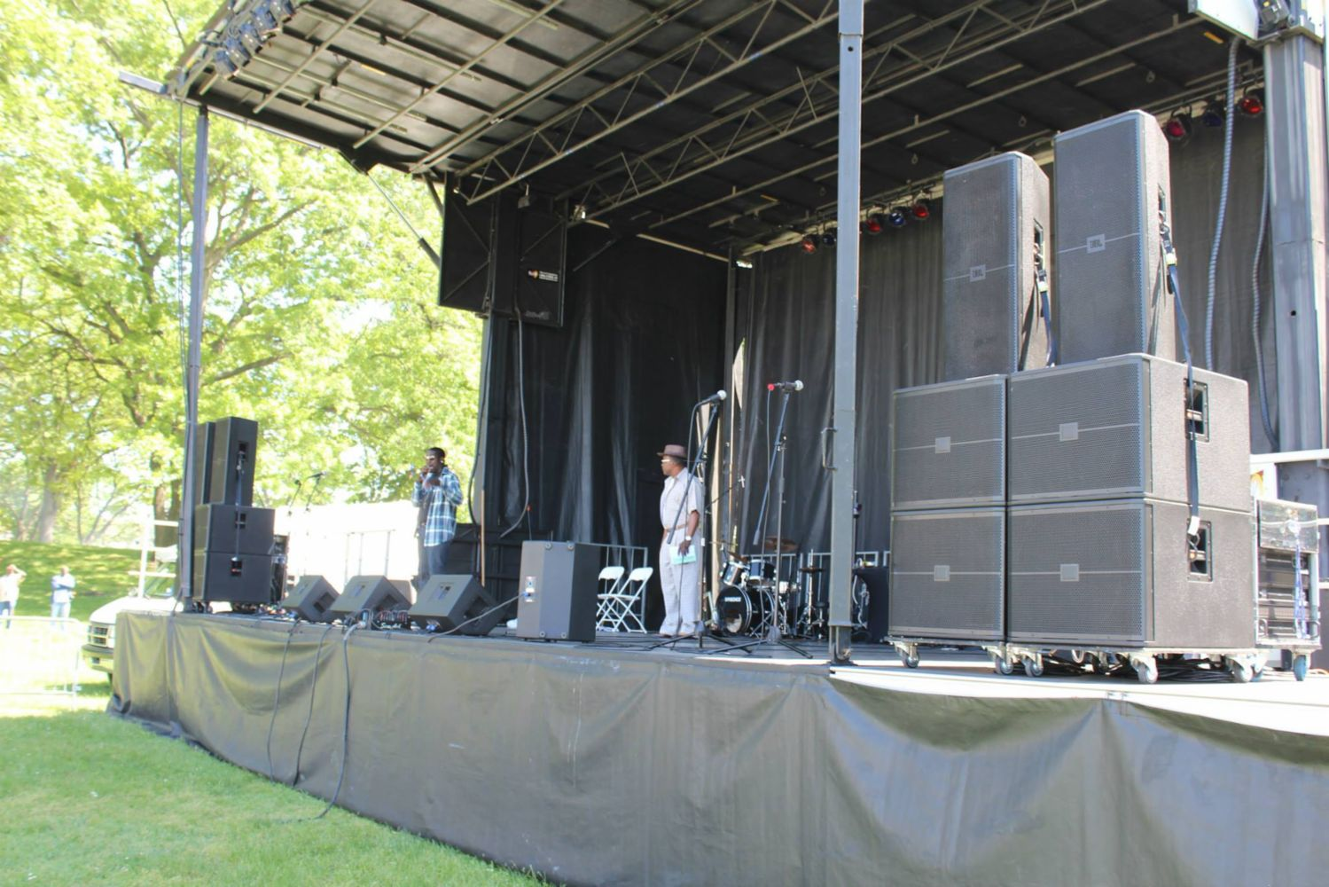 Professional Sound Systems Rental In New York Ny
