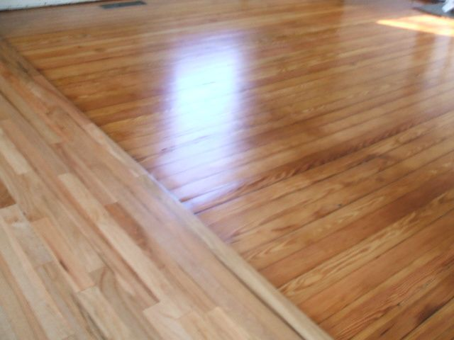 Hardwood Floor Refinishing And Handyman Services In Tucker