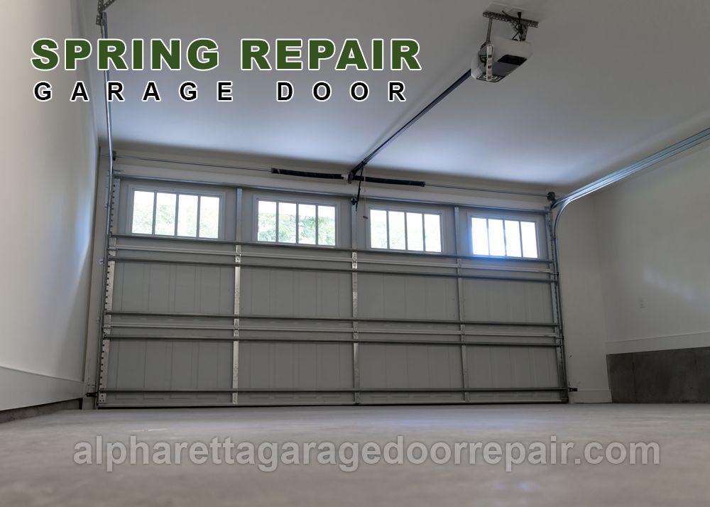 Alpharetta Garage Door Opener Installation Call Us At (678) 671 5025