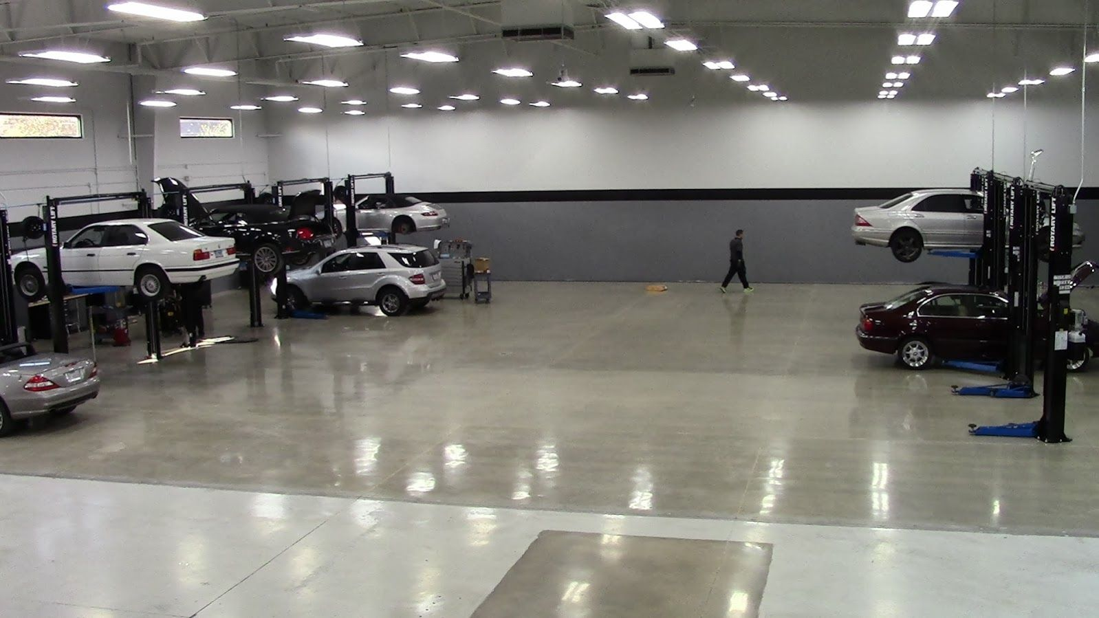 Auto Repair Facility In Austin Tx Luxury Auto Works
