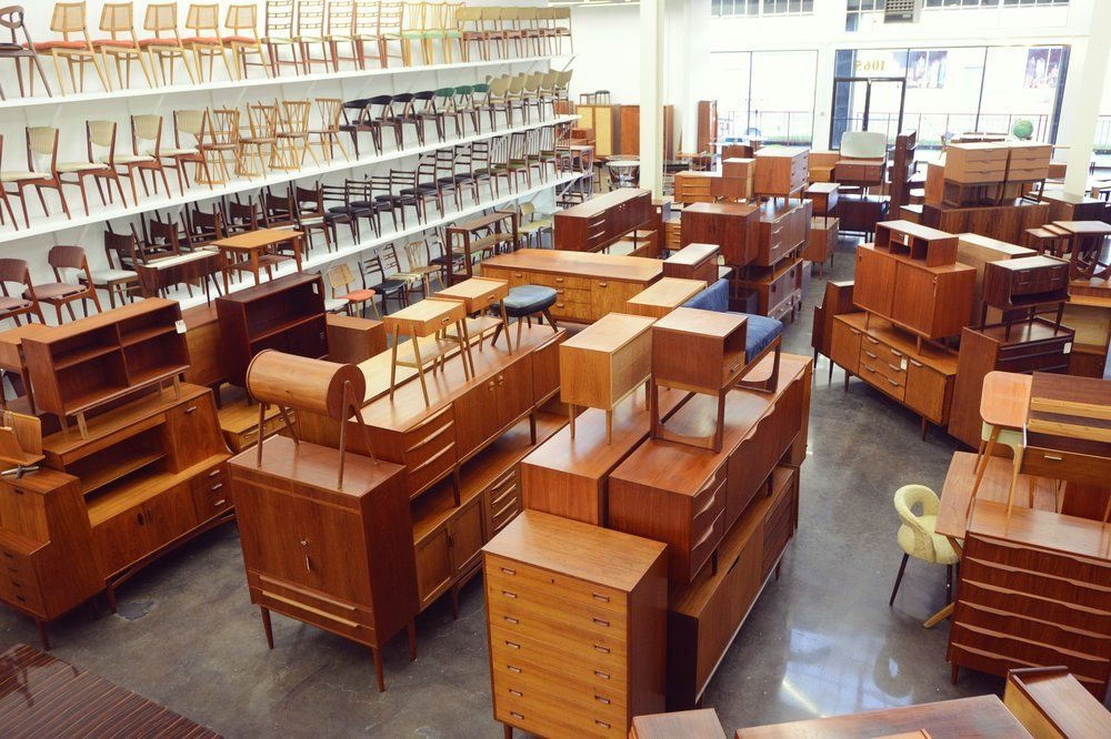 Exceptional Berkeley Mid Century Furniture, Berkeley Danish Modern Furniture