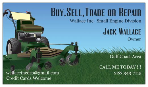 Small Engine Repairs In Long Beach Ms Jack S Small