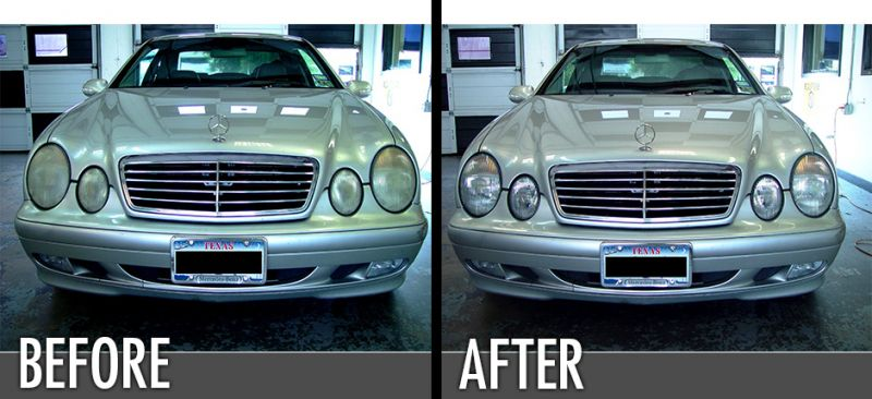 Car Headlight Restoration In El Paso Tx Quality Headlight Restoration