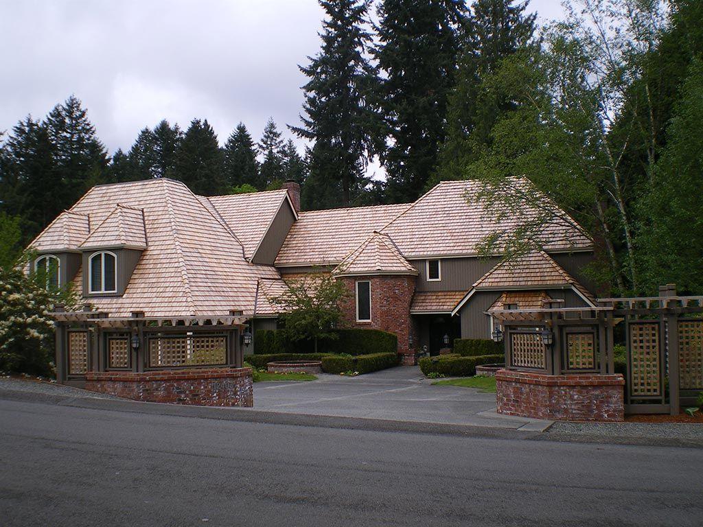 Roofing Cedar Shake Roofs In Seattle Wa Valentine