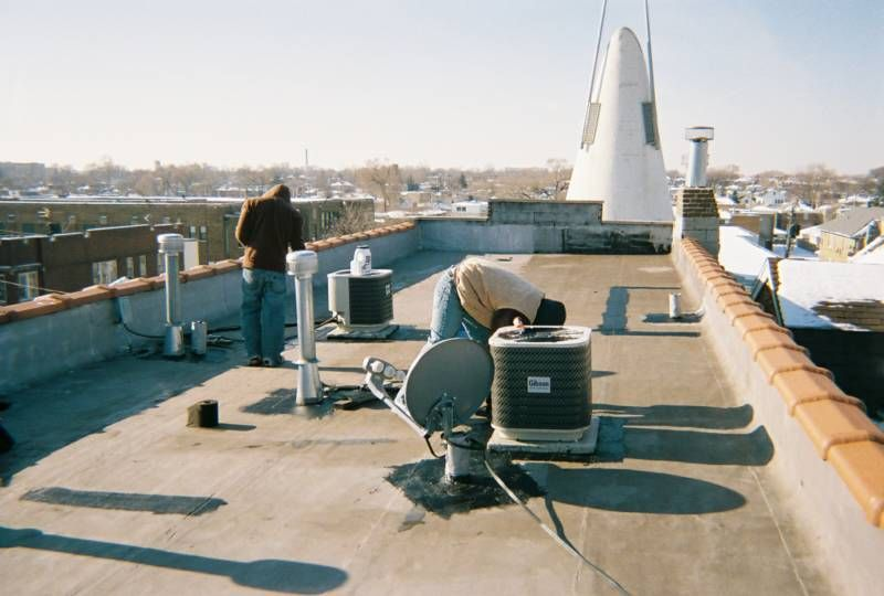 Flat Roofing Experts In Chicago Il Chicago Roof Masters