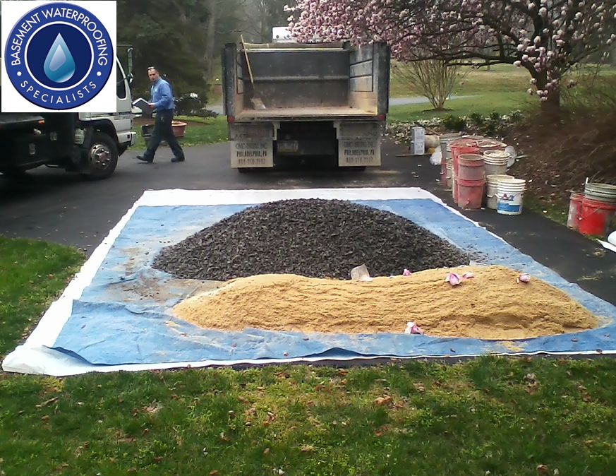 Foundation Repair In Collegeville PA Basement Waterproofing - Pa basement waterproofing