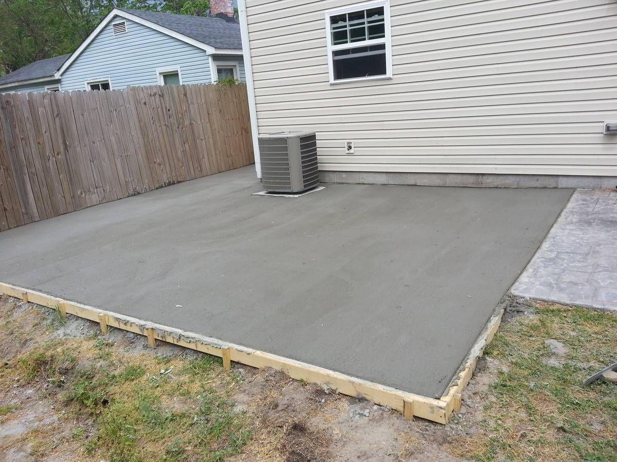Concrete Contractor In Virginia Beach Va Concrete