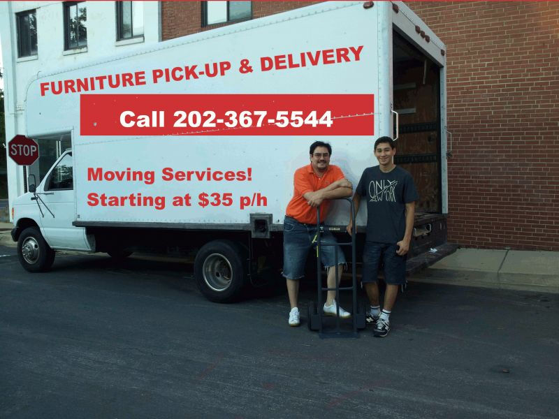 Quality Moving Services in Arlington, VA - Craigslist Mover