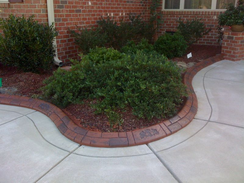 790 Credit Score >> Picture Perfect Landscape Edging in Fayetteville, NC - Curbing Creations