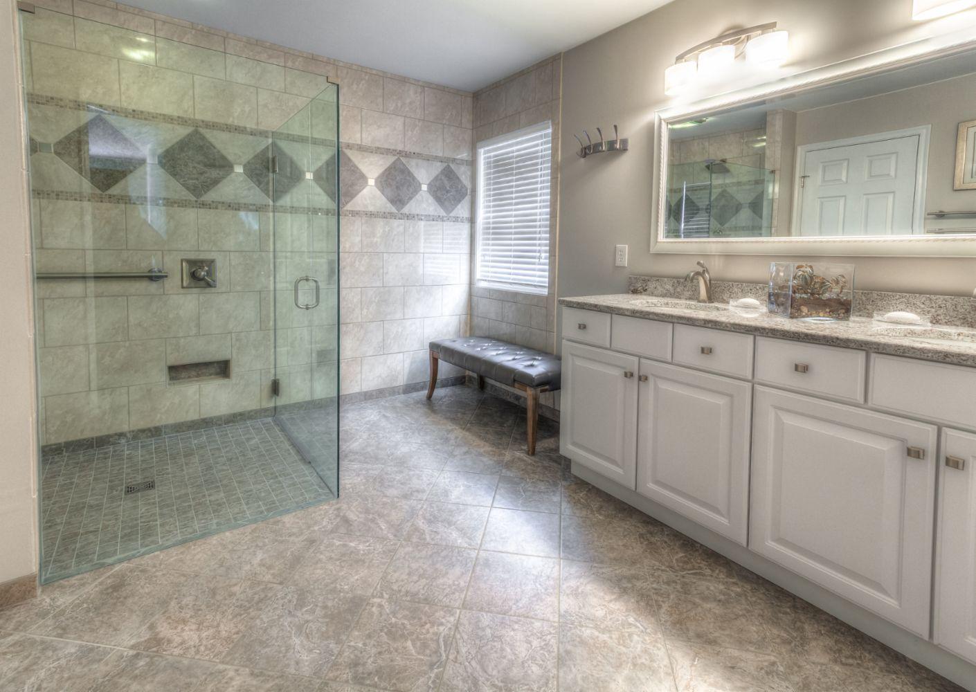 Bathroom Remodeling Cincinnati kitchen & bathroom remodeling in cincinnati, oh - lou vaughn